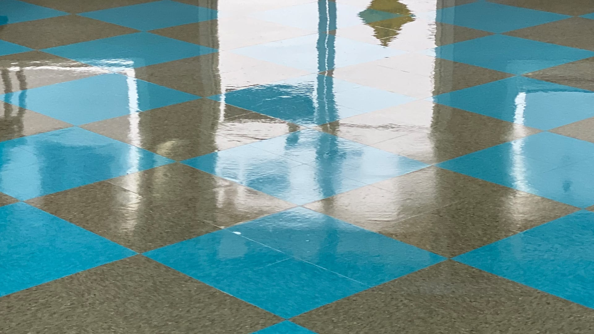 VCT Tile Cleaning